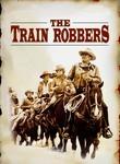 The Train Robbers (1973) Box Art