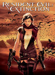 Resident Evil: Extinction (2007) box art