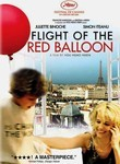 Flight of the Red Balloon (Le Voyage du ballon rouge) poster