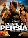 Prince of Persia: the Sands of Time (2010) Box Art