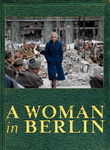 Woman in Berlin (Anonyma - Eine Frau in Berlin) poster