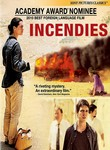 Incendies box art