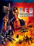 Red Scorpion (1989) box art