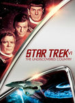 Star Trek VI: the Undiscovered Country (1991) Box Art
